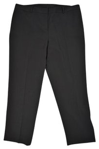 Anne Klein 63 67 Womens Straight Leg Slim Ankle Pants
