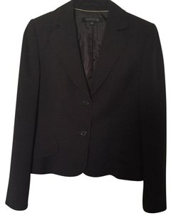 Anne Klein Eggplants black Blazer