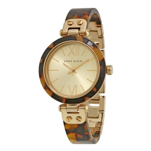 Anne Klein Stylish New Gold Dial Ladies Watch
