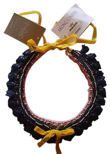 Anthropologie Anthropologie Navy Tassel Necklace - Retailed - By Akong London