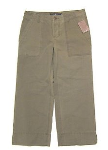 Anthropologie Older Style Capri/Cropped Pants Green