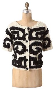 Anthropologie Shaggy Wanderings Cardi Sweater