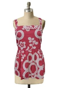 Anthropologie Girls From Savoy Top Multi-Color