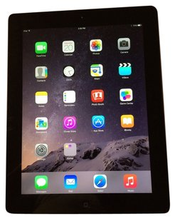 Apple iPad Air Wi-Fi 128GB - Black