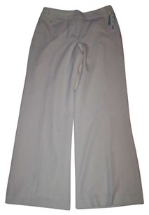 Apt. 9 Size 10 Maxwell Fit Super Flare Pants IVORY