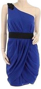 Royal Blue Maxi Dress by Aqua Dresses Designer