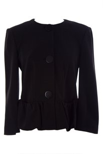 Armani Collezioni Suits & Blazers,womens,ac_jacket_bm56gj_black_4