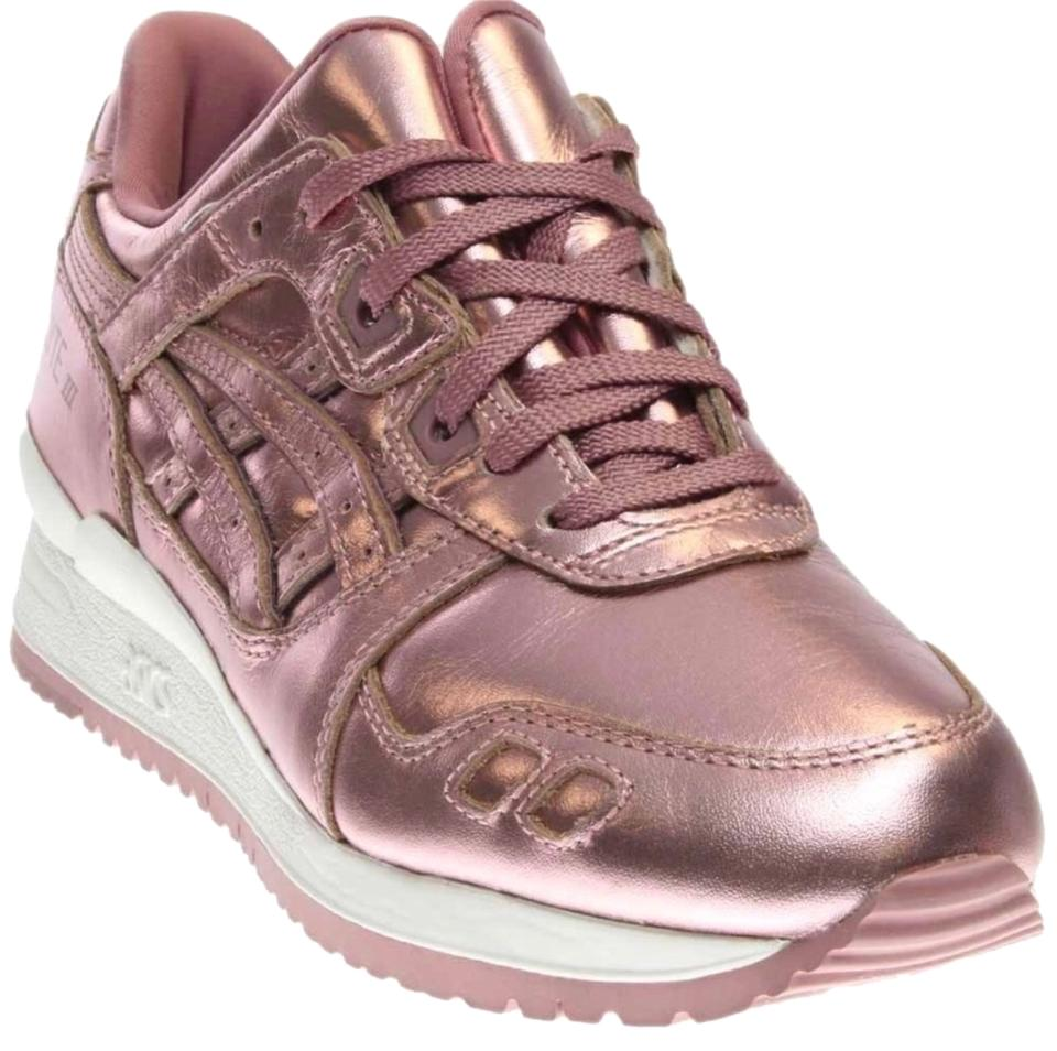 asics rose metallic