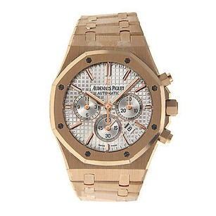 Audemars Piguet Audemars Piguet Royal Oak Chronograph- Red Gold - 26320or.oo.1220or.02