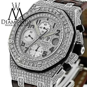 Audemars Piguet Audemars Piguet Royal Oak Offshore Chronograph Diamonds Watch