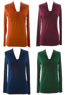 August Silk Womens Top