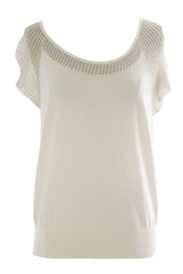August Silk Womens Augustsilk_0774058f_white_l Top