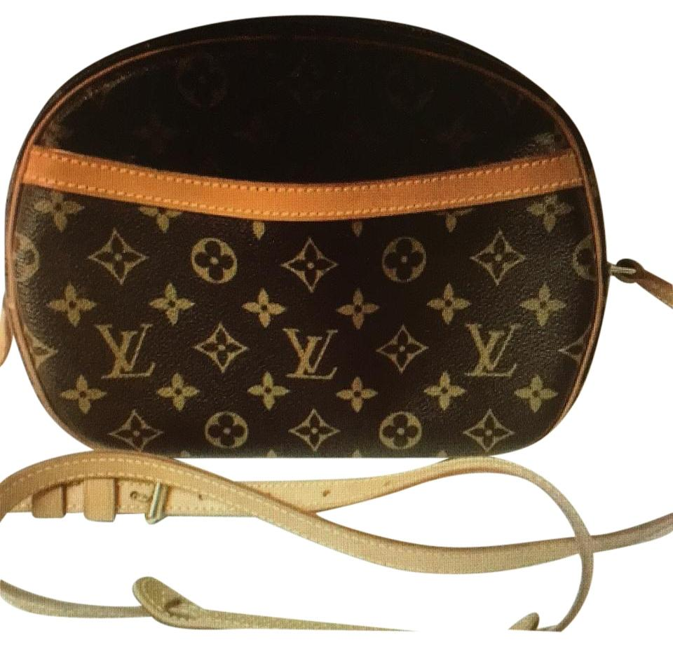 Authentic Louis Vuitton Blois Crossbody