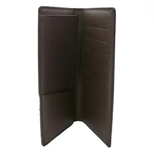 Authentic LOUIS VUITTON Porte Valeurs Cartes Credit Men's Wallet Bifold #K161084