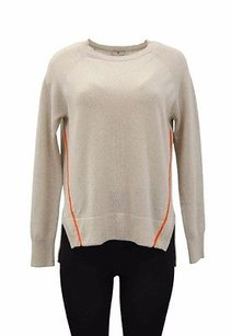 Autumn Cashmere Contrast Piping Cashmere 230279dh Sweater