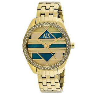 A|X Armani Exchange Armani Exchange Ax5527 Womens Watch Multi-colored Mosaic -