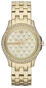 A|X Armani Exchange Armani Exchange Gold-tone Ladies Watch Ax5216