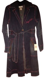 Baby Phat Trench Coat
