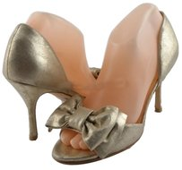Badgley Mischka Madalyn Ii Metallics Platforms