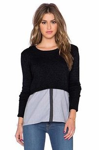 Bailey 44 Grey Crosby Layered Combo 230315f Sweater
