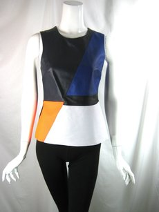 Bailey 44 Multi Color Leather Top Multi-Color