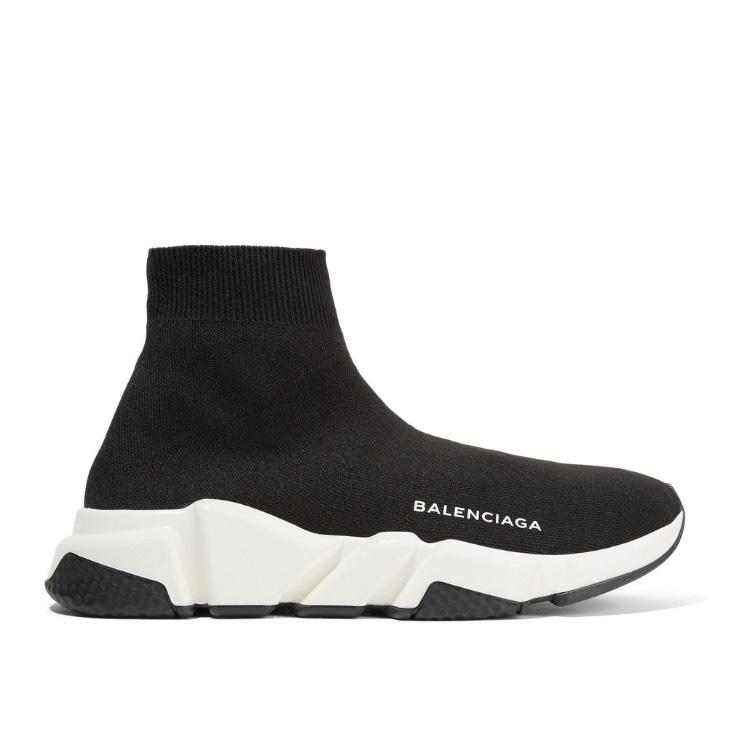 balenciaga speed trainer rose