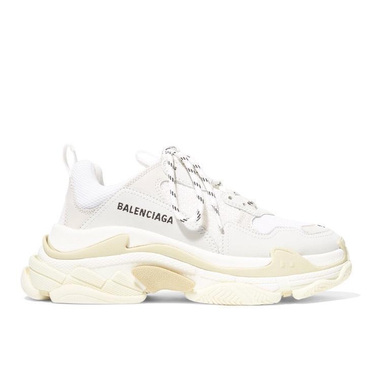 Balenciaga Triple S Suede Leather Dad Sneakers Sneakers Size US 11 Regular (M, B)