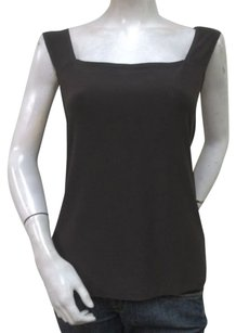 Bali Sleeveless Top Brown