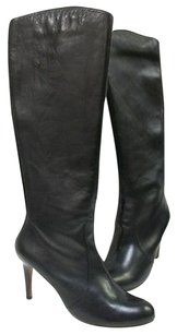 Ballasox by Corso Como Dapper Silk Calf Black Boots