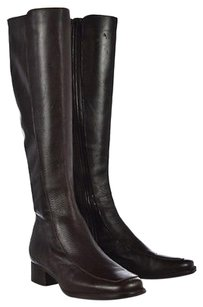 Bally Womens Knee High Brown Boots