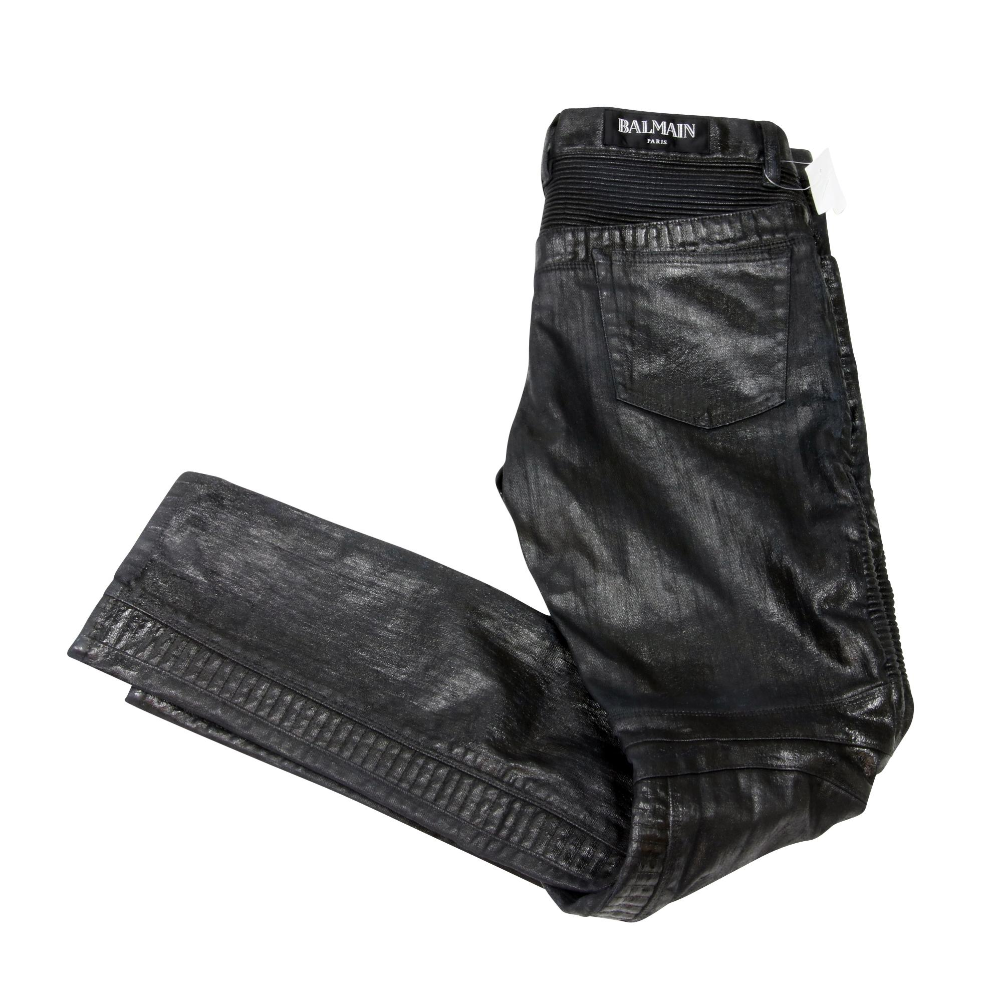Mens Holy Jeans