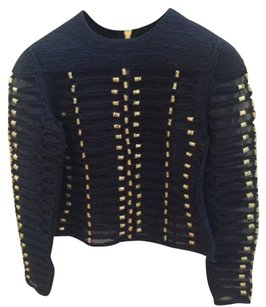 Balmain x H&M Top Blue