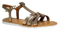Bamboo Gold Sandals