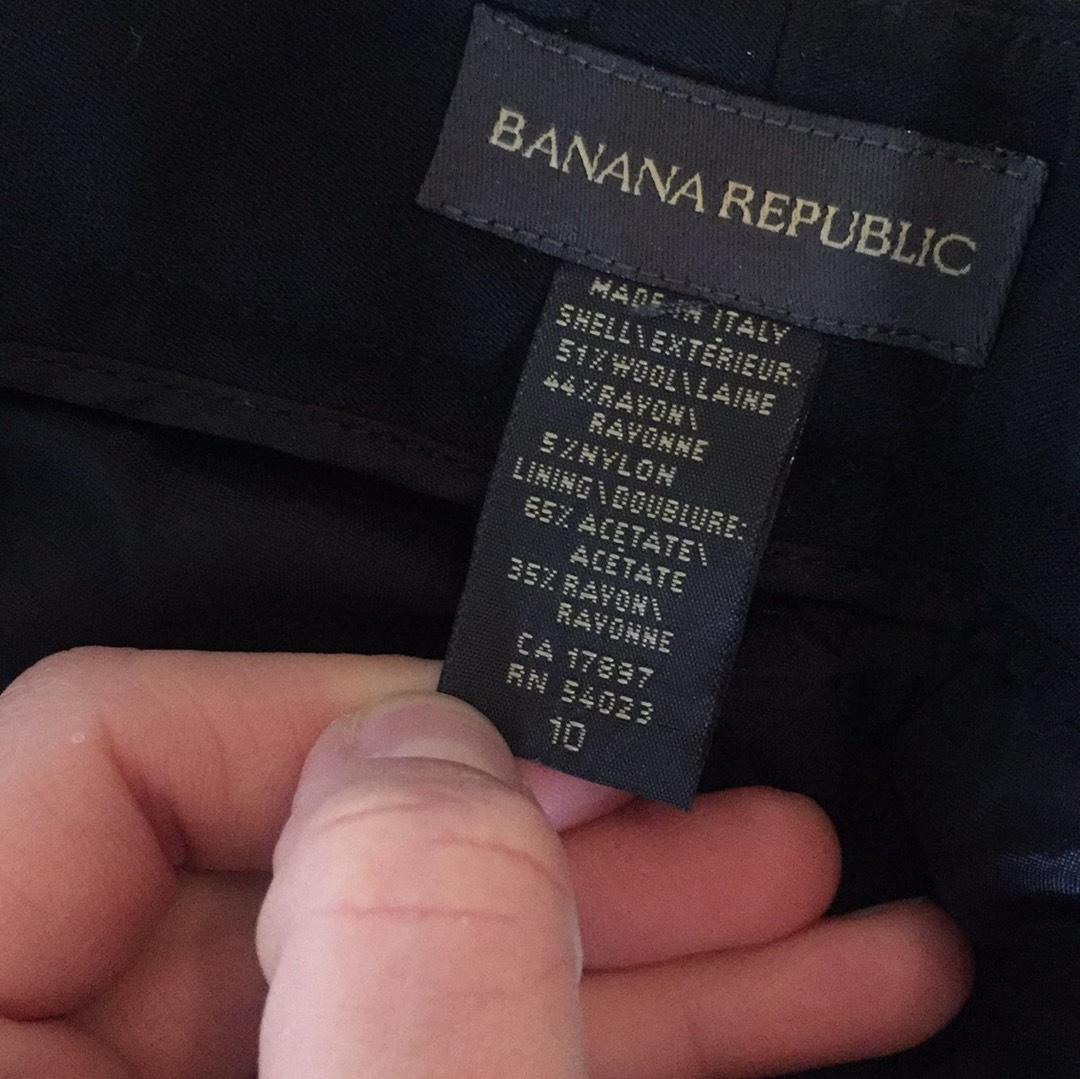 Save big on the Banana Republic Rn Ca E Black Satchel! This satchel is a top 10 member favorite on Tradesy. See how much you can save.
