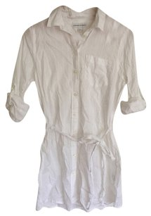Banana Republic Belted Button-down Tunic
