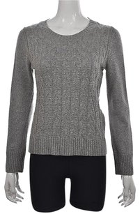 Banana Republic Petite Womens Crew Neck Long Sleeve Sweater