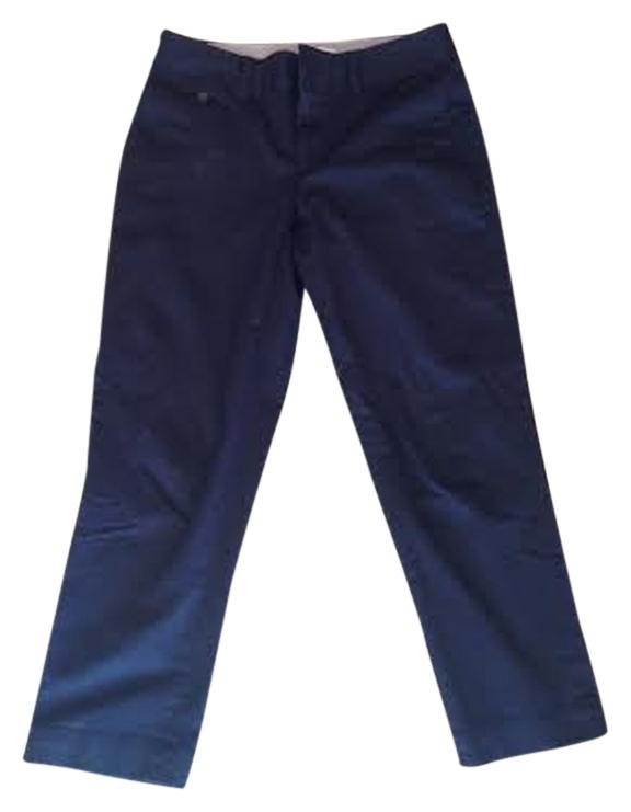 Banana Republic Navy Blue Capris - 57% Off Retail