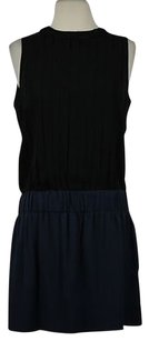 Banana Republic short dress Black Womens Shift Sleeveless Career on Tradesy