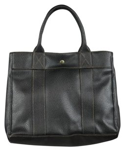 Barneys New York Womens Satchel in Black