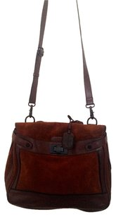BCBGMAXAZRIA Satchel Messenger Cross Body Bag