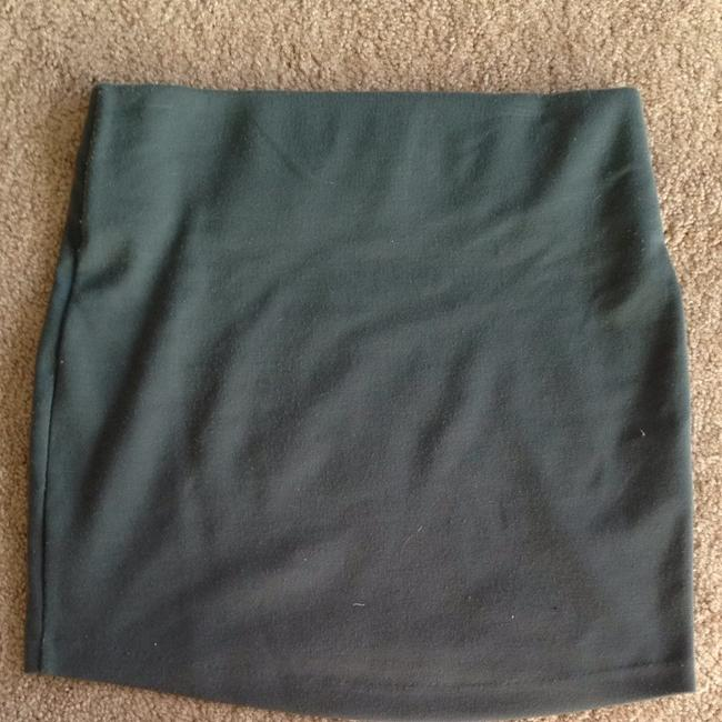 BCBGeneration Skirt Green