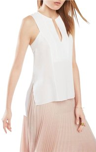 BCBGMAXAZRIA Bcbg Vicky Top Off White
