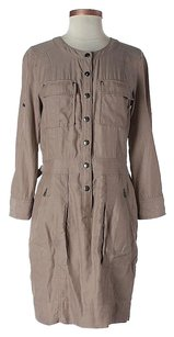 BCBGMAXAZRIA Button-down Dress