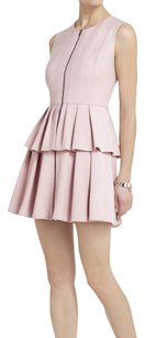 BCBGMAXAZRIA short dress Blush pink on Tradesy