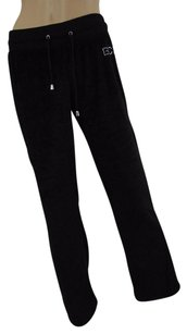 BCBGMAXAZRIA Victorias Secret Relaxed Pants Black