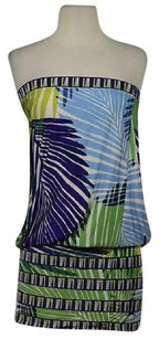 BCBGMAXAZRIA short dress Blue Bcbg Maxazria Womens on Tradesy
