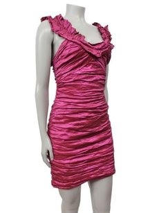 BCBGMAXAZRIA Bcbg Maxazria Fuschia Dress