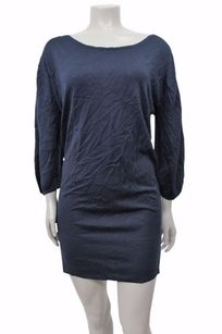 BCBGMAXAZRIA short dress Navy Bcbg Maxazria Dolamn on Tradesy