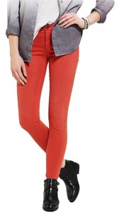 BDG Skinny Pants Red
