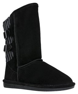 Bearpaw Back2school Black Boots